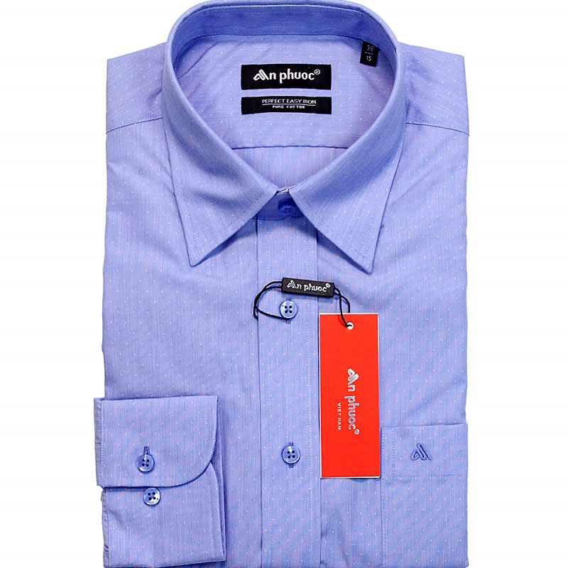 Men's Long sleeve shirts An Phuoc - ASD001231